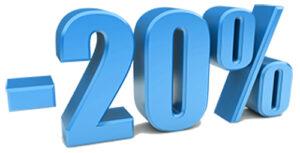 تخفیف 20 درصدی دانلود های سایت به مناسبت روز دانشجو