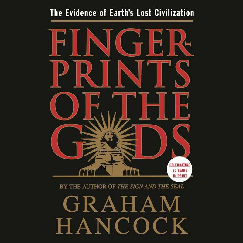 کتاب اثر انگشت خدایان