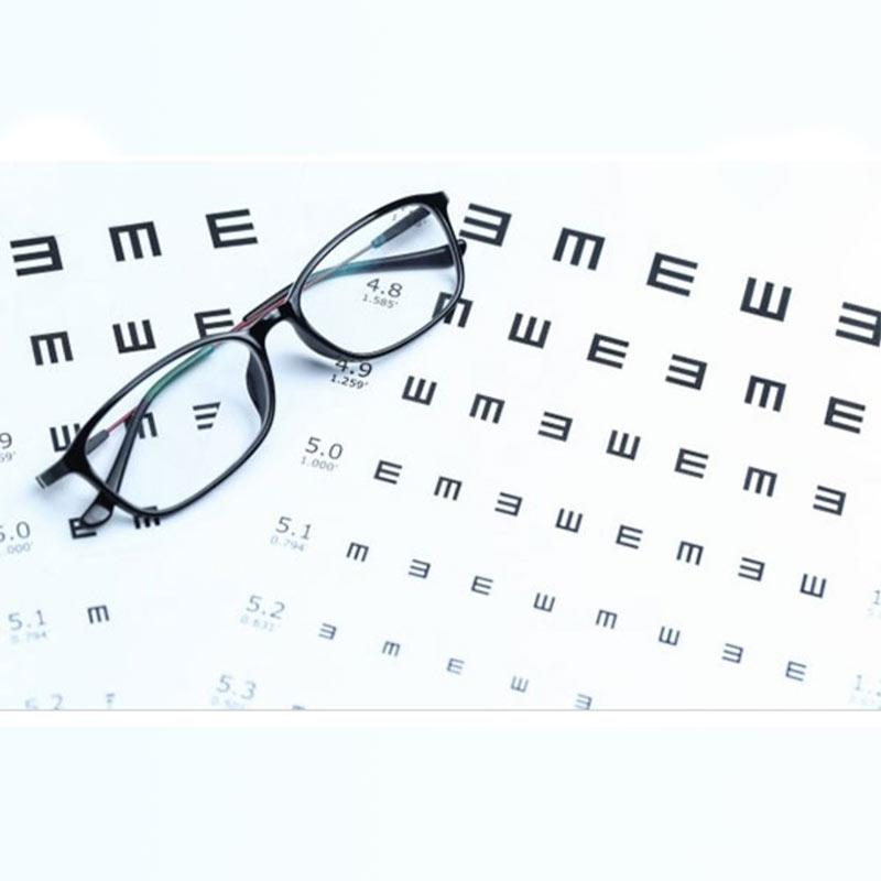 نمونه سوالات بینایی سنجی