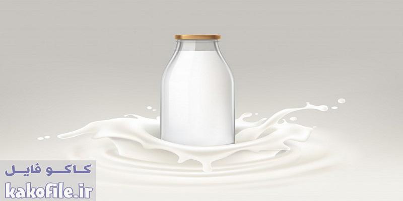 دانلود پاورپوینت جستجو و اندازه گیری عوامل نگهدارنده و مواد افزودنی در شیر