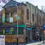 دانلود پاورپوینت نماهای شهری تهران