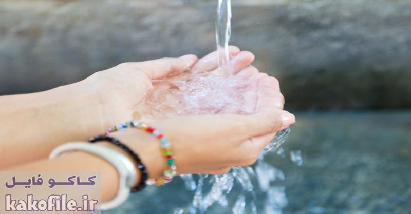 دانلود پاورپوینت وجود آب و اهميت آن در طبيعت همراه با مقاله word