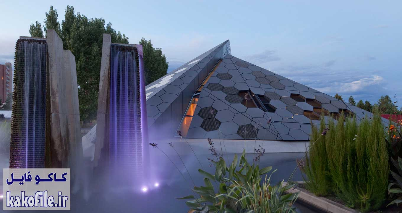 دانلود پروژه پاورپوینت معماری مدرنیسم
