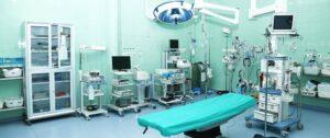پاورپوینت بررسی و پلان جراحی بیمارستان